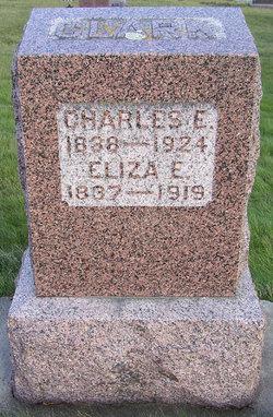 Eliza E <i>Johnson</i> Clark