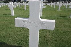 Sgt Bernard G Kees