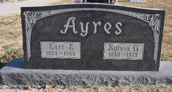 Sylvia Gertrude <i>Baker</i> Ayres