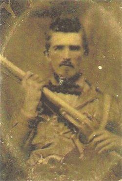 Maj George Wesley Clanton