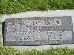Eunice <i>Draper</i> Longson