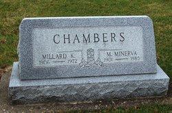 Minerva Margaret <i>Alsip</i> Chambers