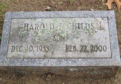 Harold F. Childs