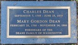 Mary <i>Gordon</i> Dean