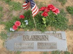 Dorothy E <i>Dickinson</i> Brannan