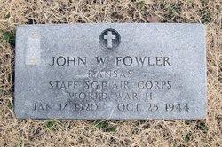 John W Fowler