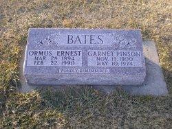 Garnet Pinson Bates
