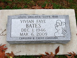 Vivian <i>Clardy</i> Bates