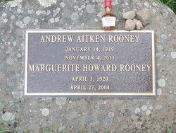 Marguerite Margie <i>Howard</i> Rooney