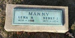 Magdalena M Lena <i>Schehl</i> Manny