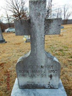 Abraham Alexander Bowman