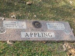 Tom J Appling