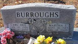 Carl D Burroughs