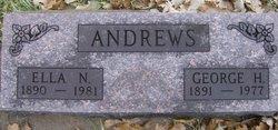 Ella N <i>Bailey</i> Andrews