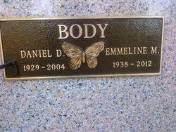 Emmeline Madeline <i>Zinnel</i> Body