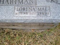 Lorena Mae <i>Sivard</i> Hartman