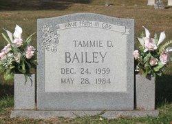 Tammy D. <i>Ford</i> Bailey