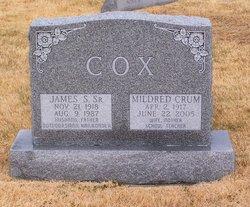 Mildred Helena <i>Crum</i> Cox
