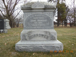 Jane <i>Bowron</i> Burrows