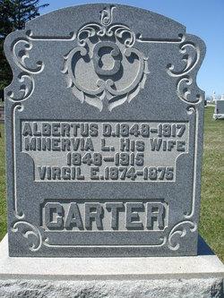 Albertus D Carter