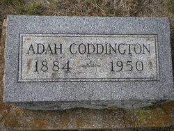 Adah Coddington