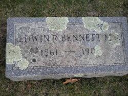 Dr Edwin R Bennett