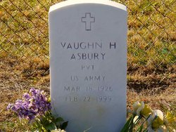 Vaughn Hershel Asbury