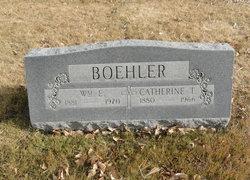 Catherine Kate <i>Hillmes</i> Boehler
