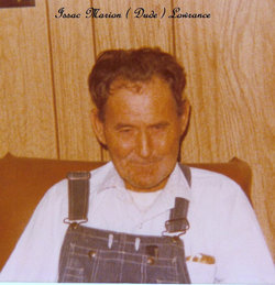 Issac Marion Dude Lowrance