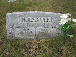 Eunice S. <i>Marshall</i> Holsopple