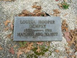 Louisa <i>Hooper</i> Dempsy