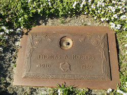 Thomas A Rogers