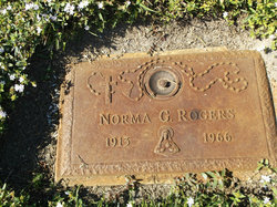 Norma G Rogers
