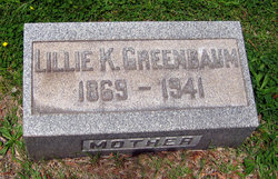 Lillian Lillie <i>Kirby</i> Greenbaum