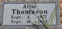 Allie Thomason
