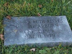 Iva Ruth <i>Reeves</i> Dearborn