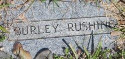 Burley Rushing