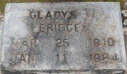 Gladys M. Bridges