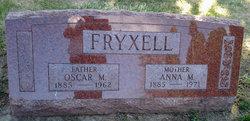Oscar Fryxell