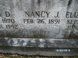 Nancy Jane <i>Brooks</i> Atkison
