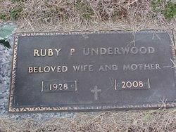 Ruby Underwood
