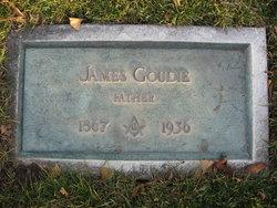 James Goudie