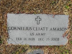 Cornelius Cliatt Amason