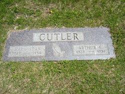 Arthur E Cutler