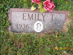Emily <i>Tracy</i> Barnes