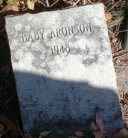 Baby Boy Aronson