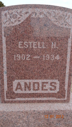 Estell H. Andes