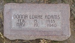 Donna Larae Adams