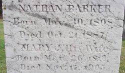 Mary Jane <i>Marble</i> Barker
