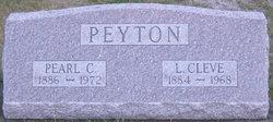 L. Cleve Peyton